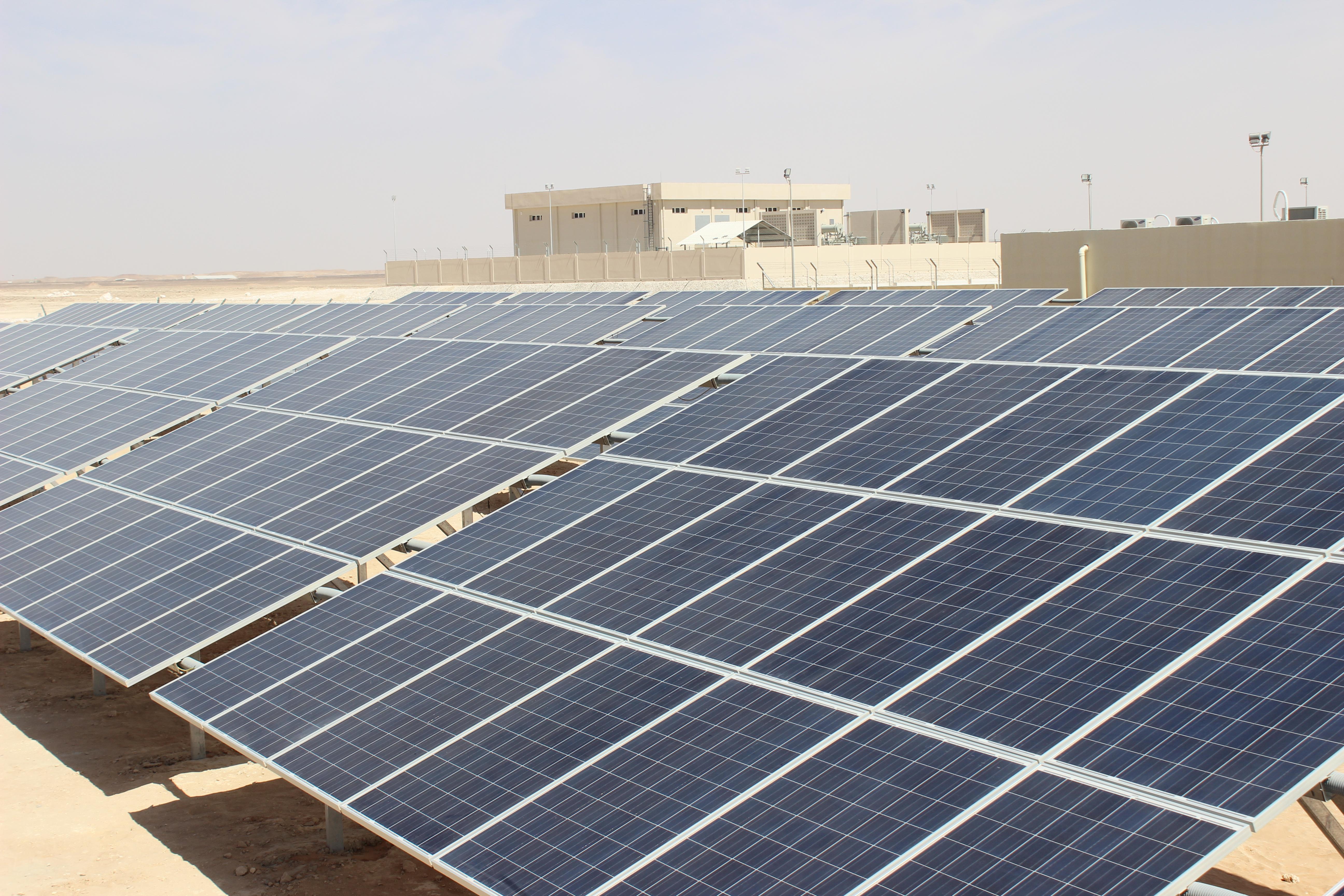 German investors plan 1GW-capacity solar project in Oman