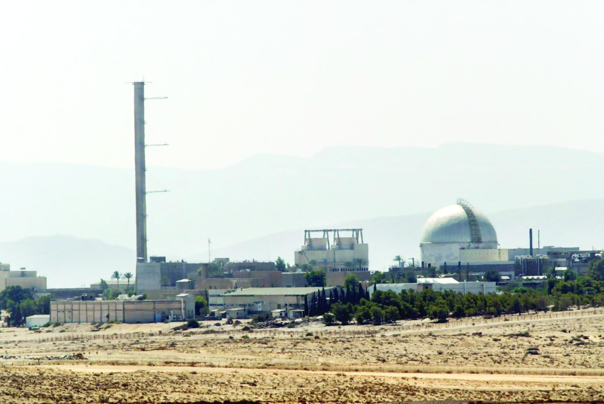 هل يهدد نووي إسرائيل الخليج ؟