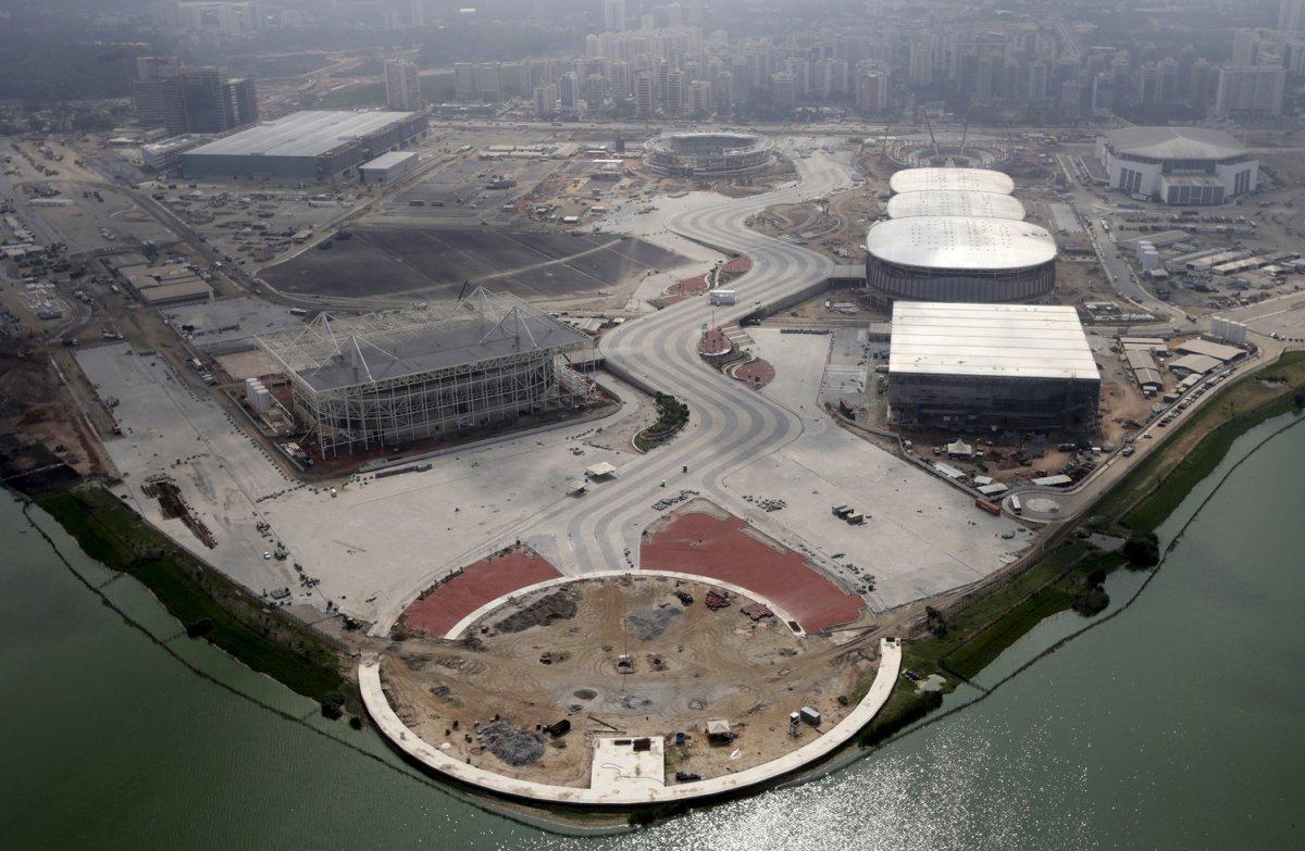 وفاة 11 عاملا في منشآت أولمبياد ريو منذ 2013