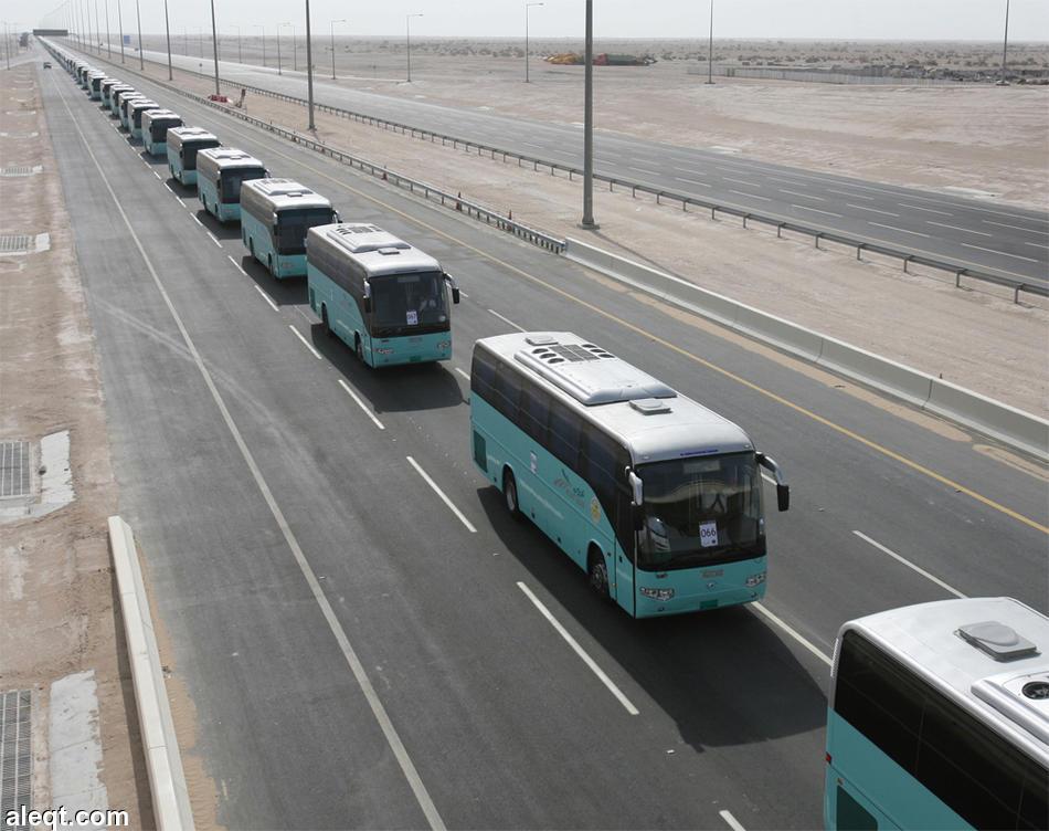 قطاع الحافلات المخصّصة للمدن في الخليج يستقطب الاستثمارات