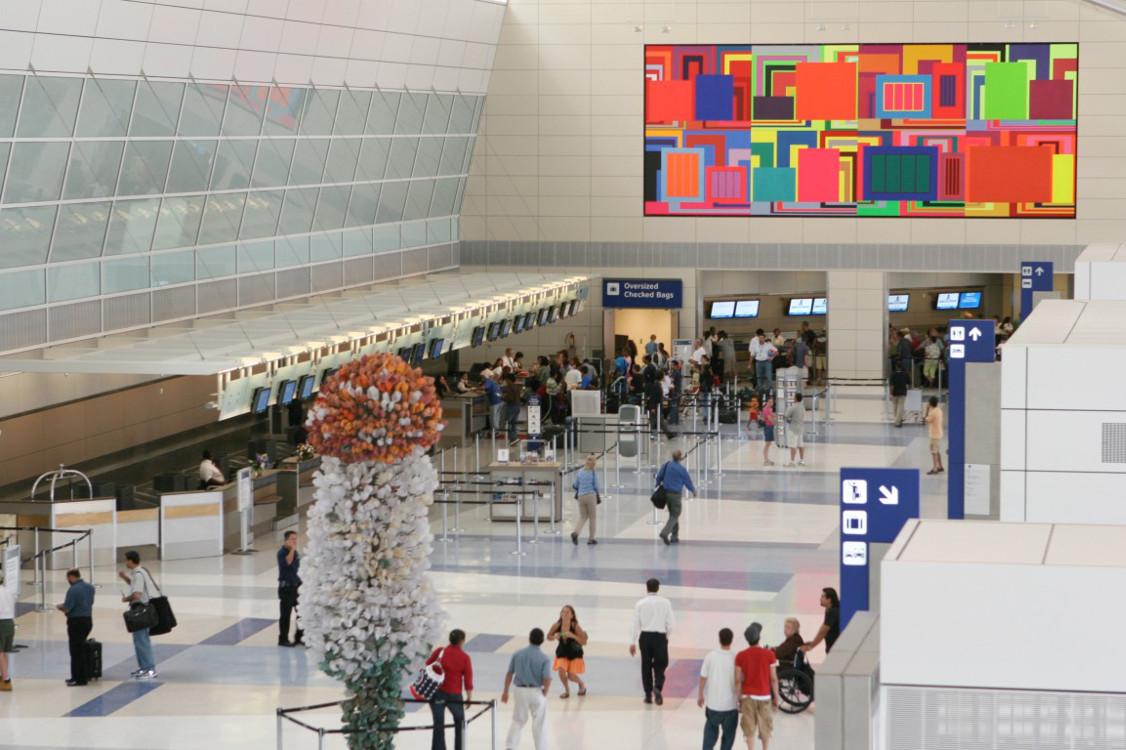 دول الخليج تساهم في رفع معدلات السفر العالمية لمطار دالاس فورت ورث الدولي