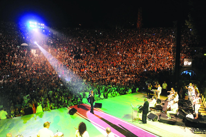 50 عرضاً موسيقياً في أيام قرطاج الموسيقية