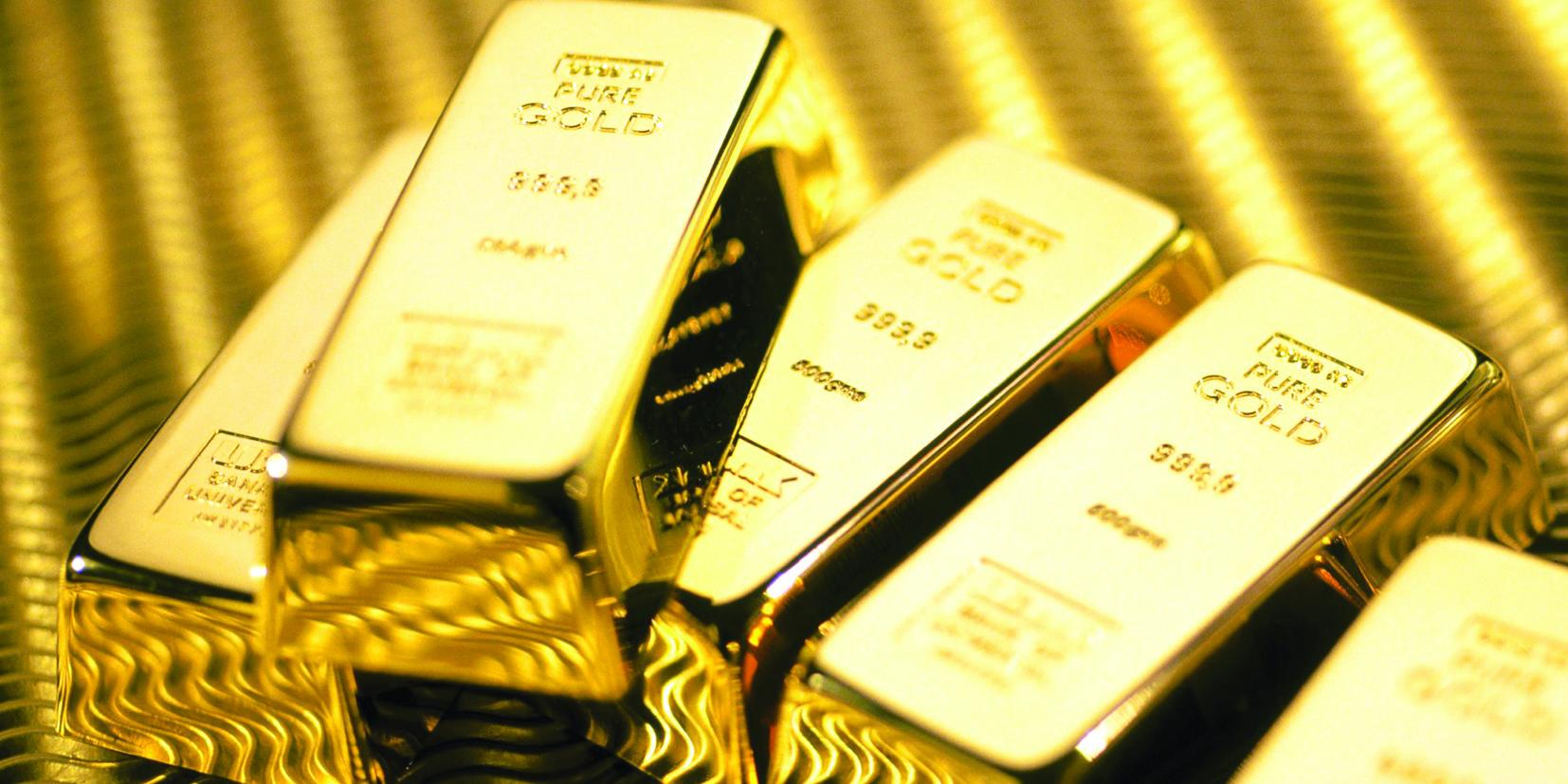 الذهب يرتفع بعد موجة الخسائر