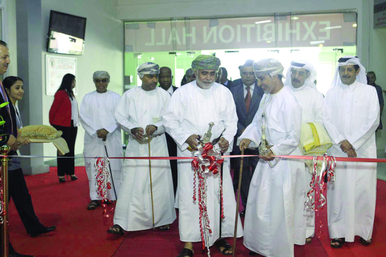 صور من المعرض الدولي للسياحة العلاجية بمركز عمان الدولي للمعارض