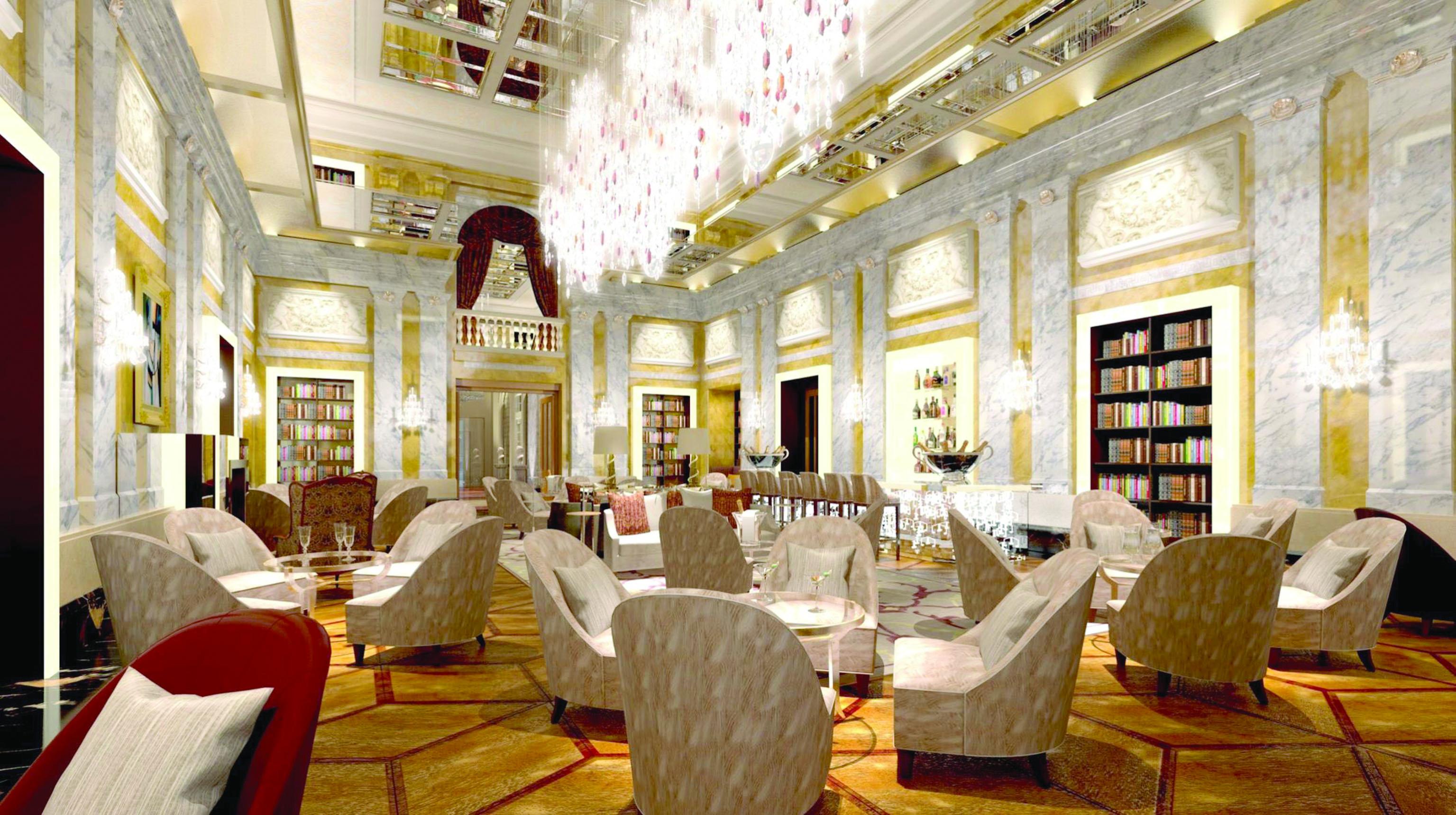 بالصور: فندق إمبيريال.. كنز تاريخي يتلألأ في سماء فيينا