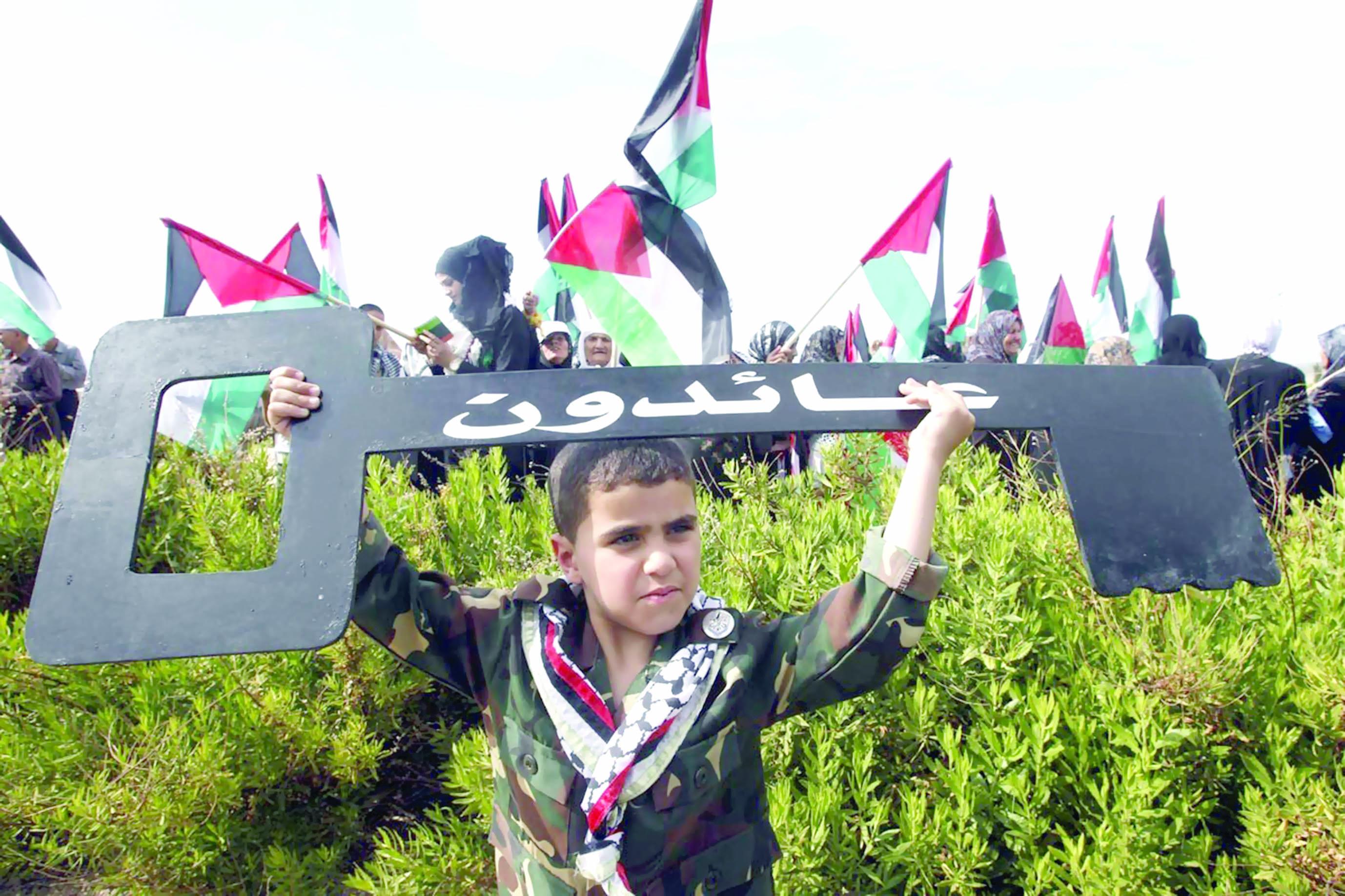 68 عاما على النكبة والفلسطينيون متمسكون بحق العودة