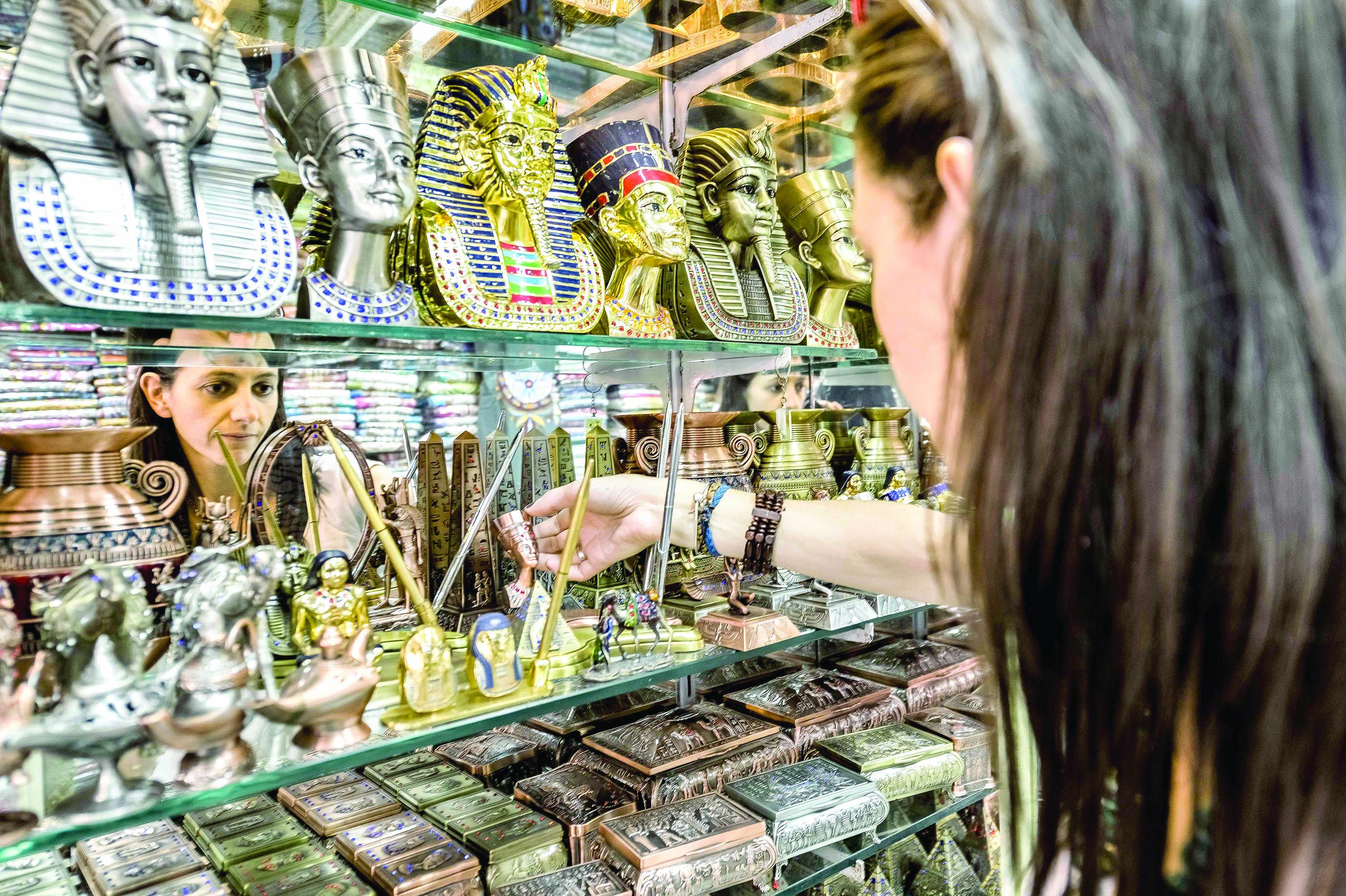 جهود مصرية  لتنمية و تطوير  القطاع السياحي
