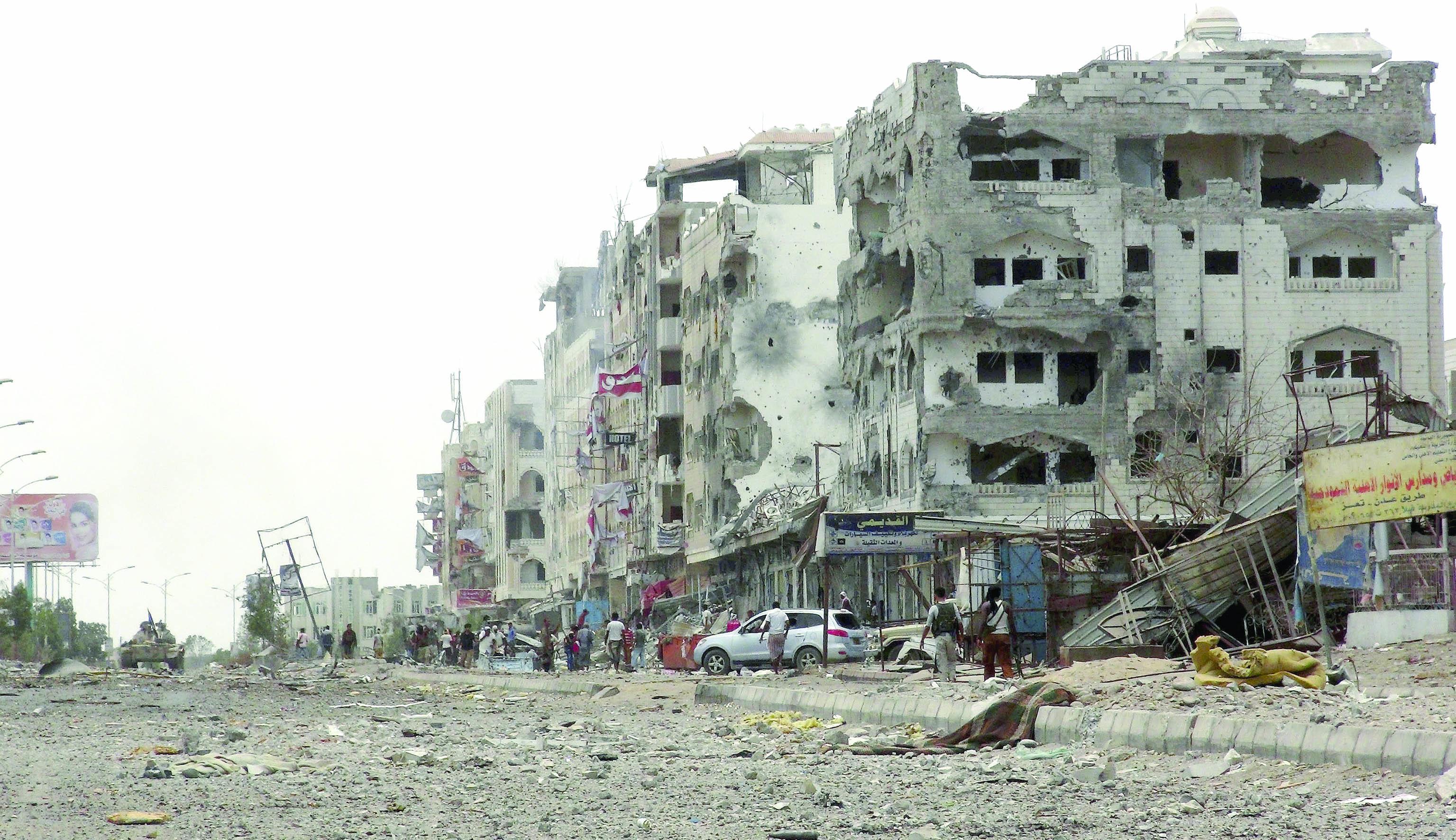 تداخل المسارات يعقد الأزمة اليمنية