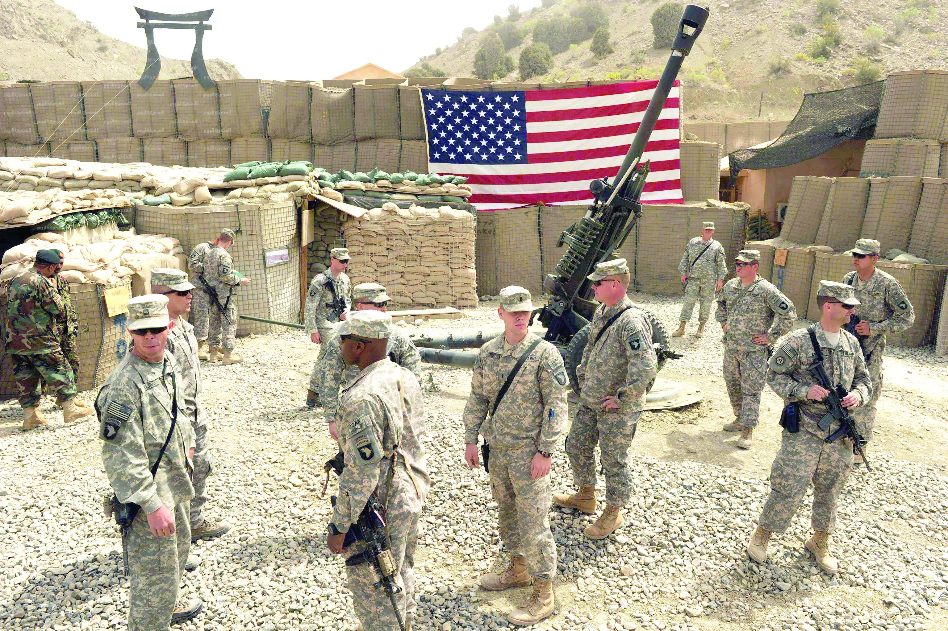 ضغوط تدفع لابطاء الانسحاب الامريكي من افغانستان