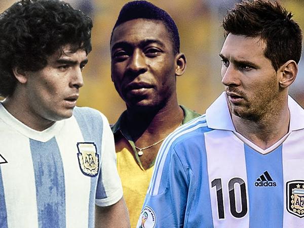 كوبا أمريكا...البطولة التي عاندت اساطير كرة القدم