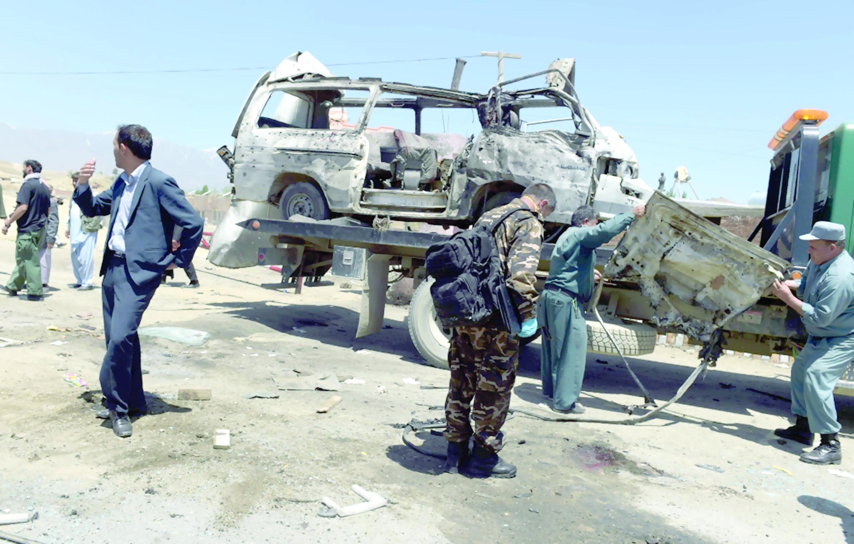 """"""" هيبة الله """" زعيم جديد لطالبان الافغانية"""