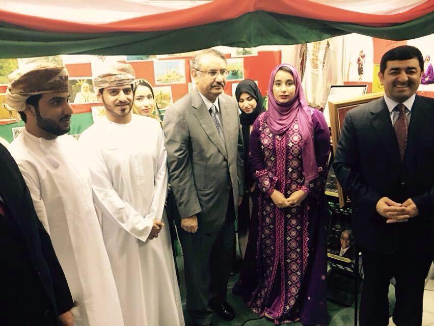 فوز طلبة السلطنة بالمركز الثاني في مهرجان اللغة العربية بماليزيا