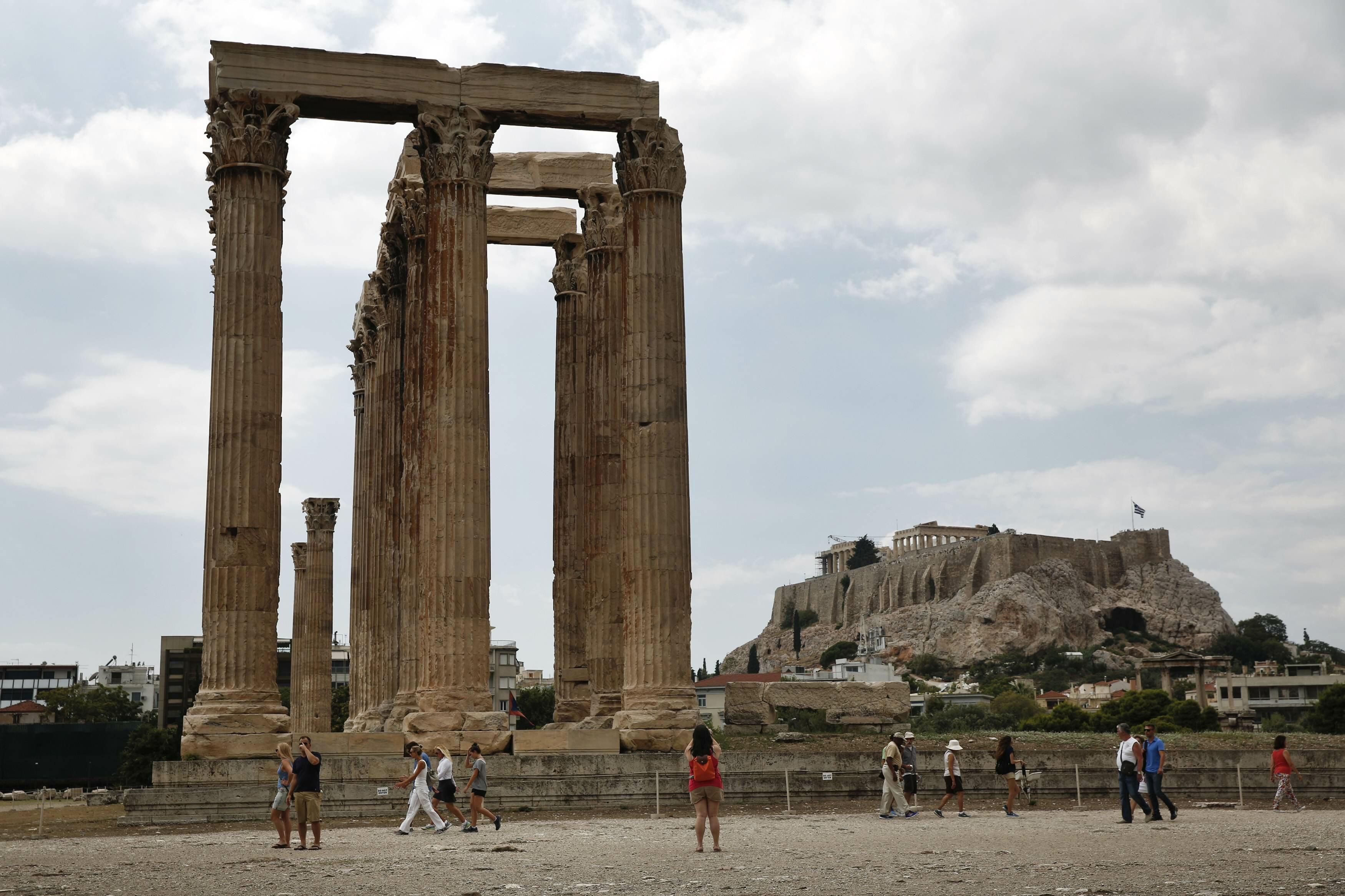 New deal aims to forget Greece, not forgive it