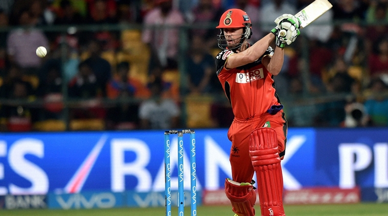 Great honour and privilege to be in IPL final: De Villiers