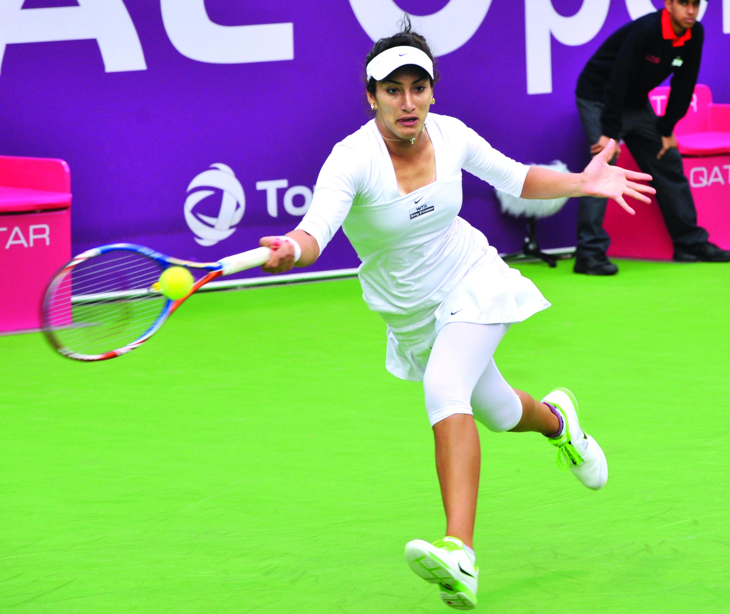 Oman's Fatma Al Nabhani tastes singles success at Incheon tourney