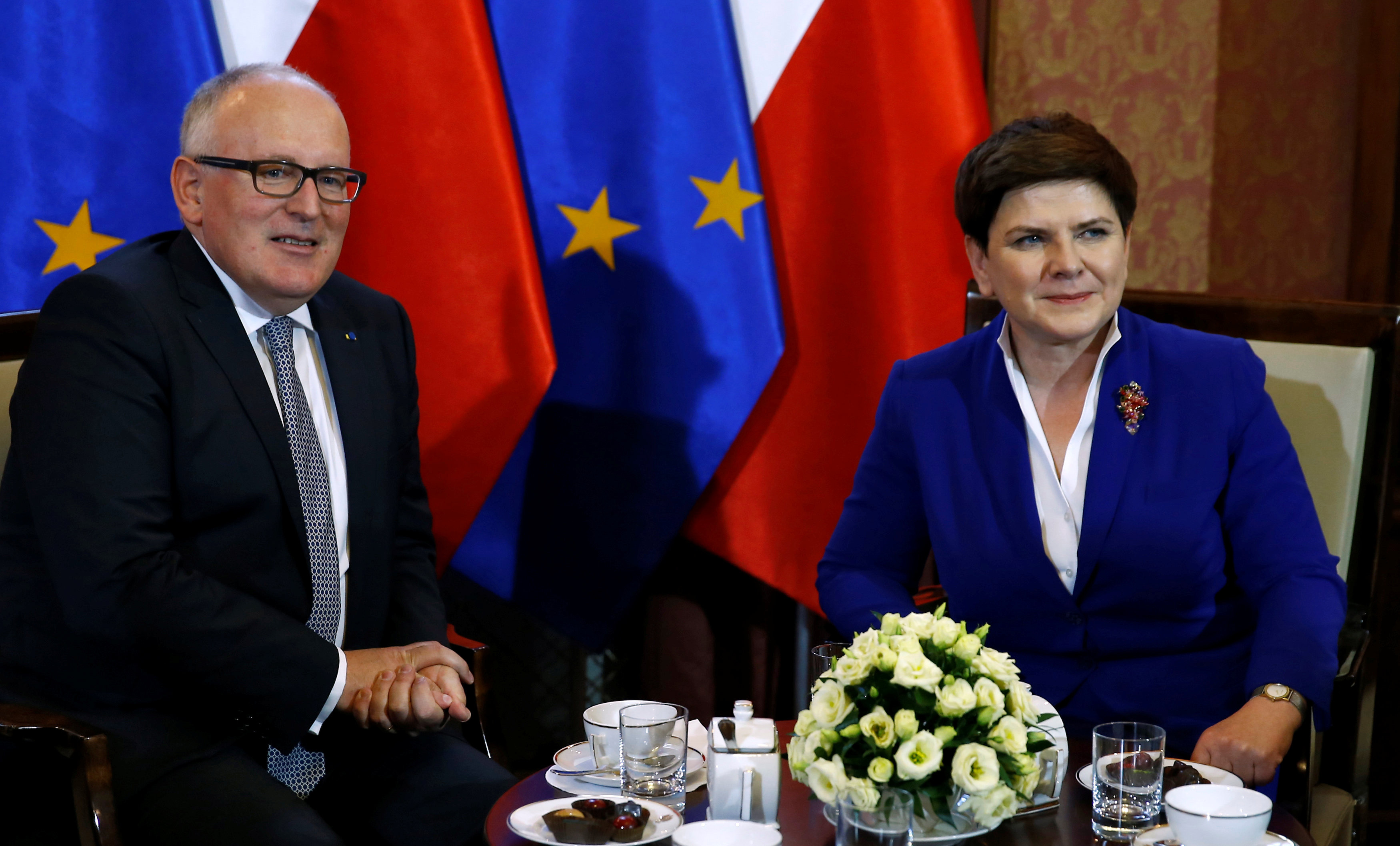 Poland's Europe problem has deep roots