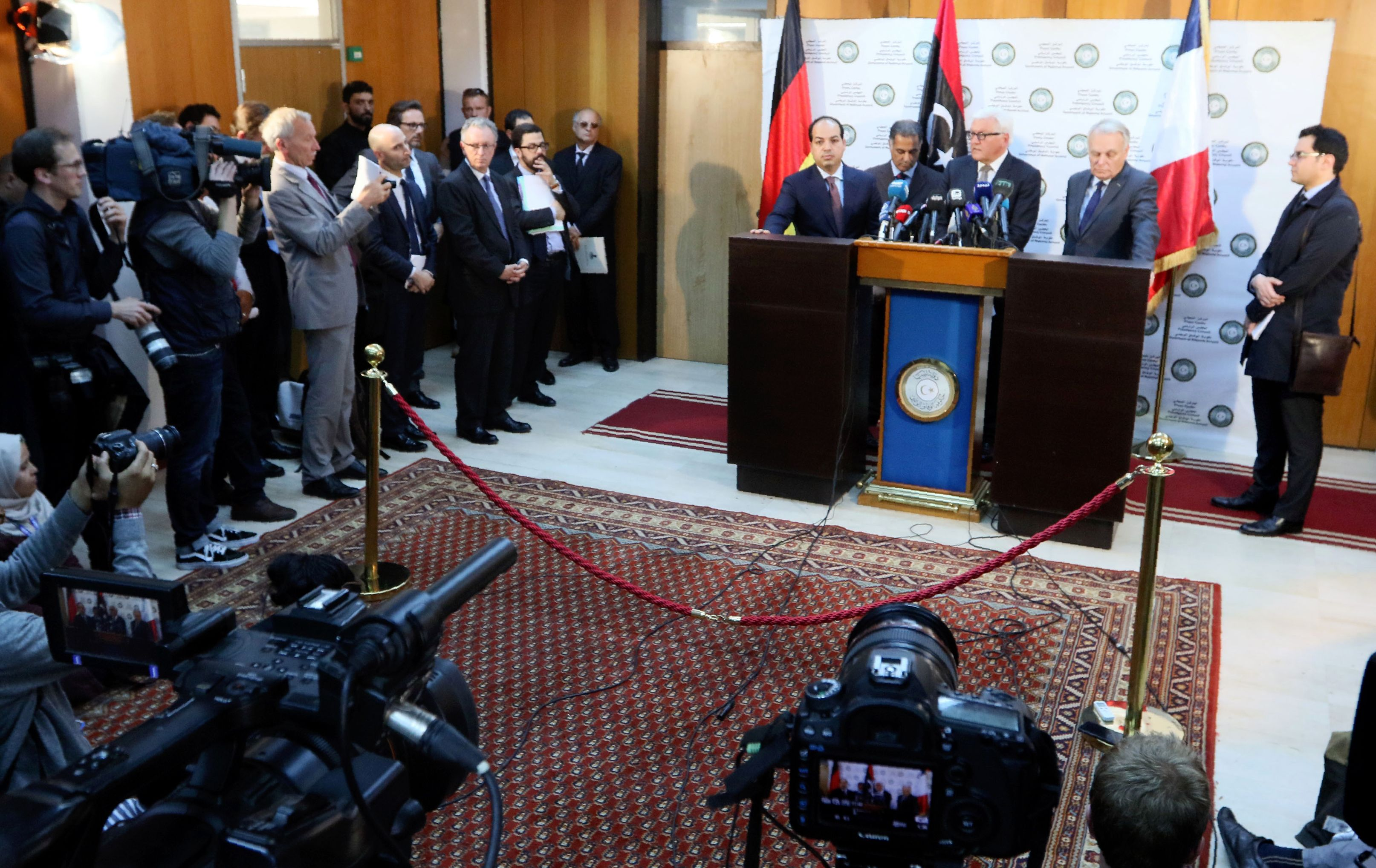 The farce that is Libya