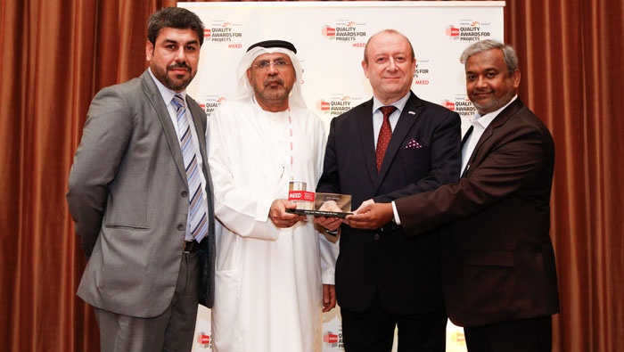 Oman-based projects win three awards in GCC