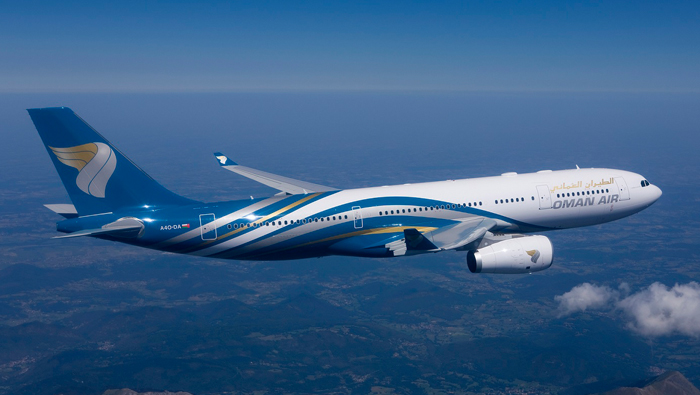 Oman Air's Airbus A330-200 to fly between Muscat and Doha