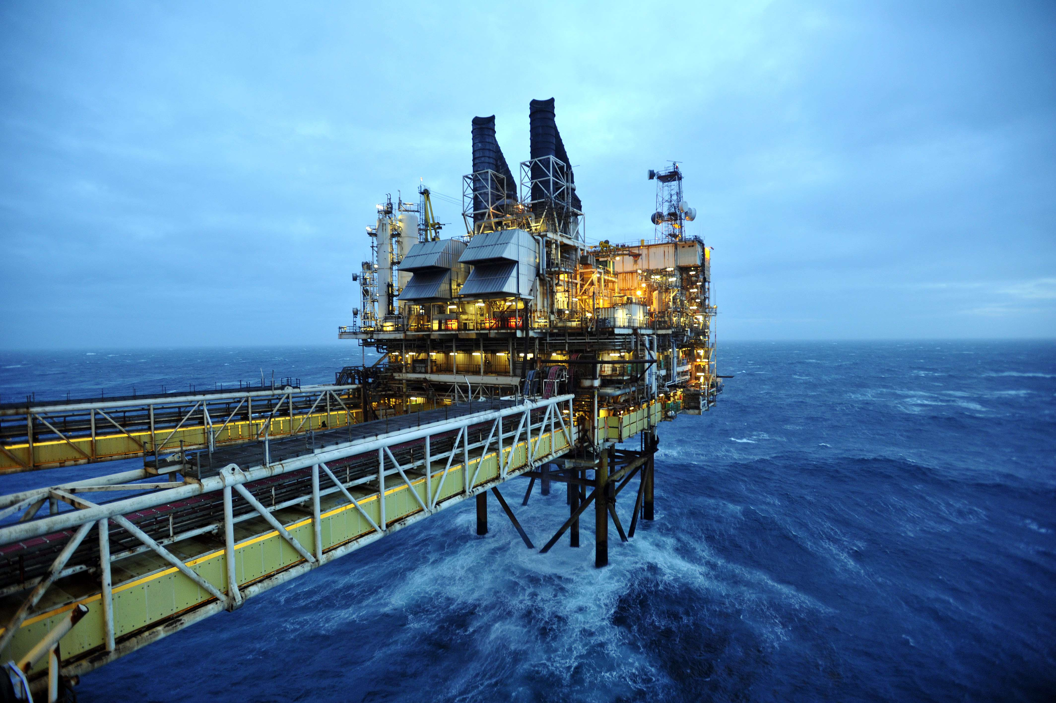 The limits of oil's rebound