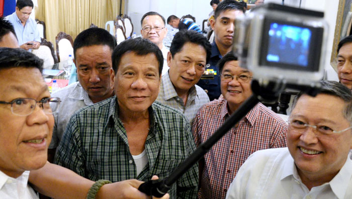Philippines president-elect says won't rely on United States