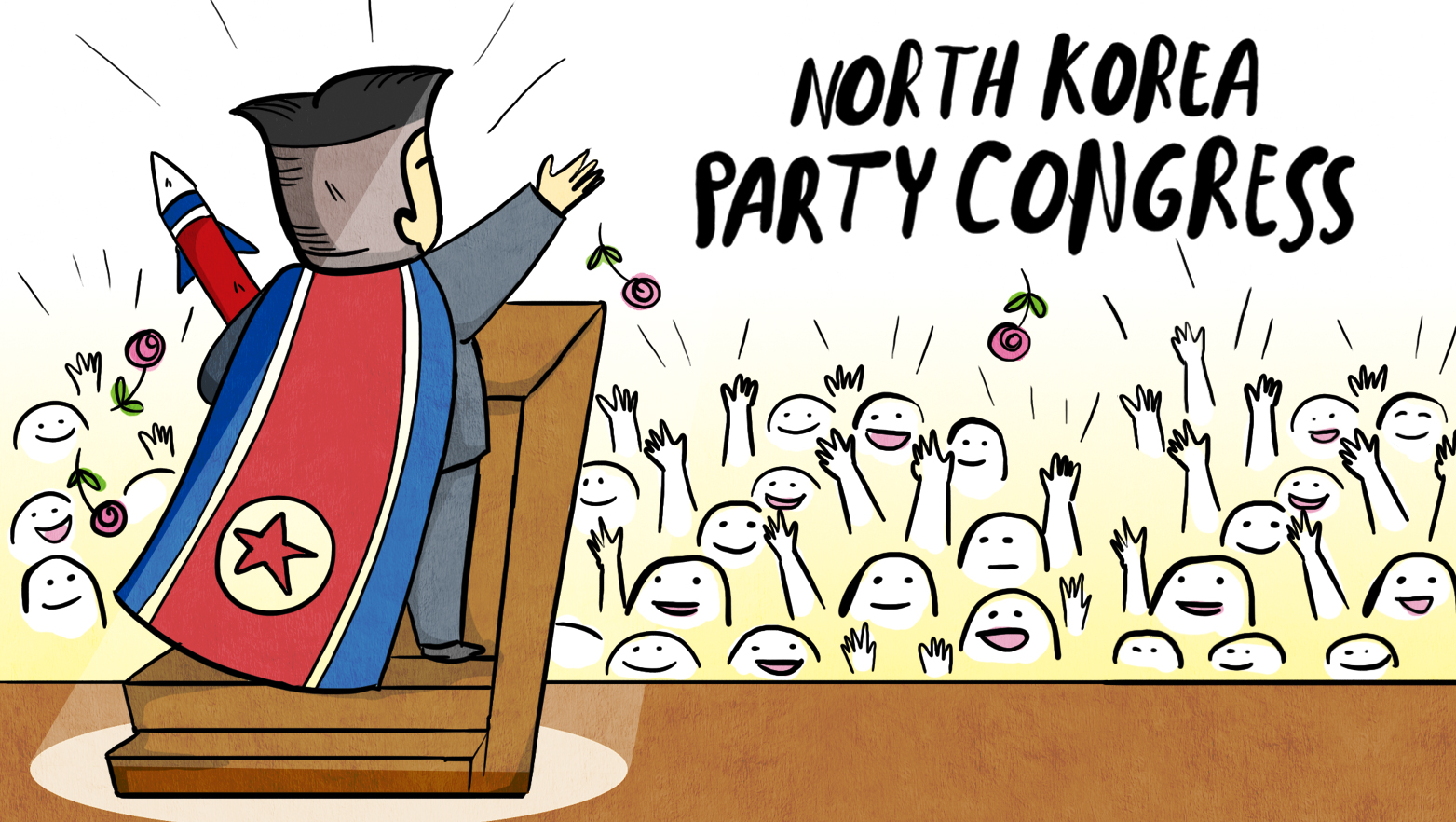 North Korea holds party congress