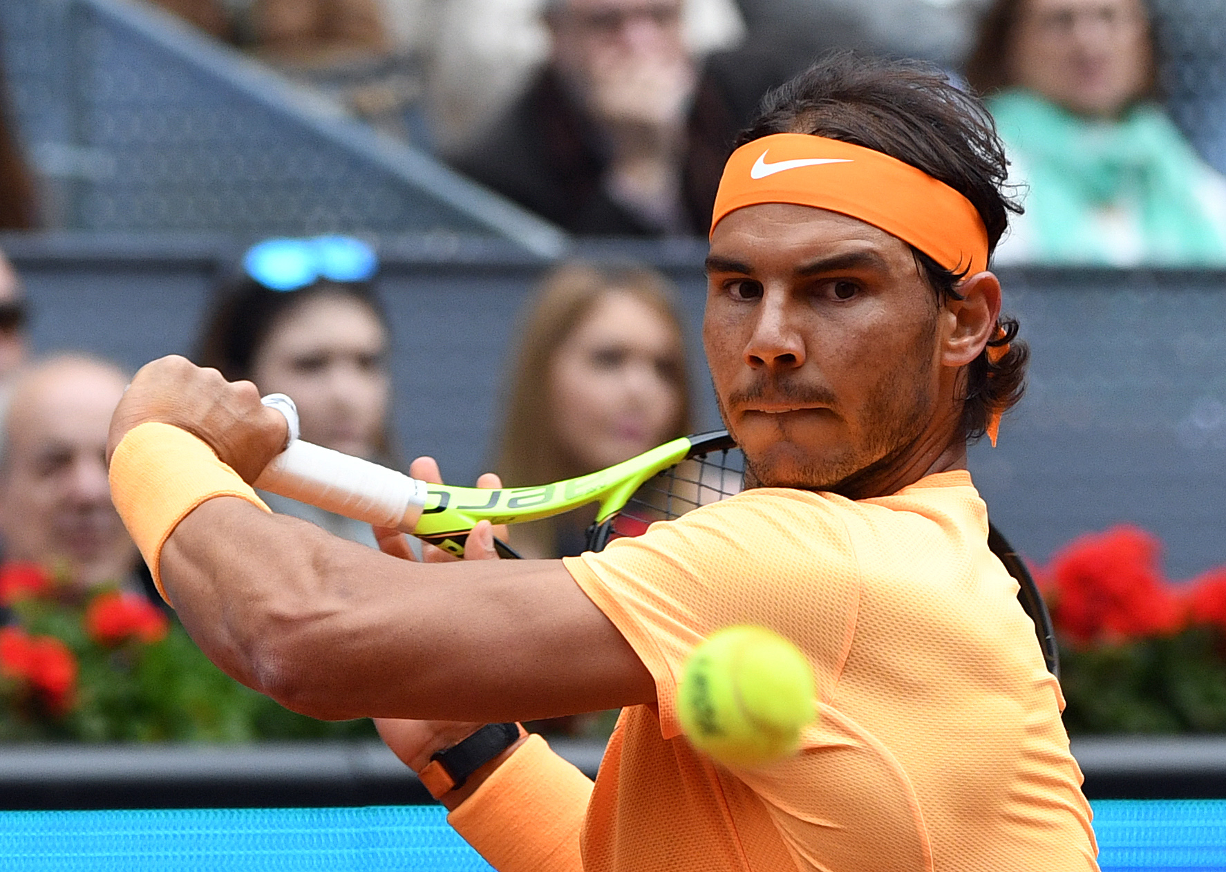 Nadal hits out at doping accusers, says rivals are 'totally clean'