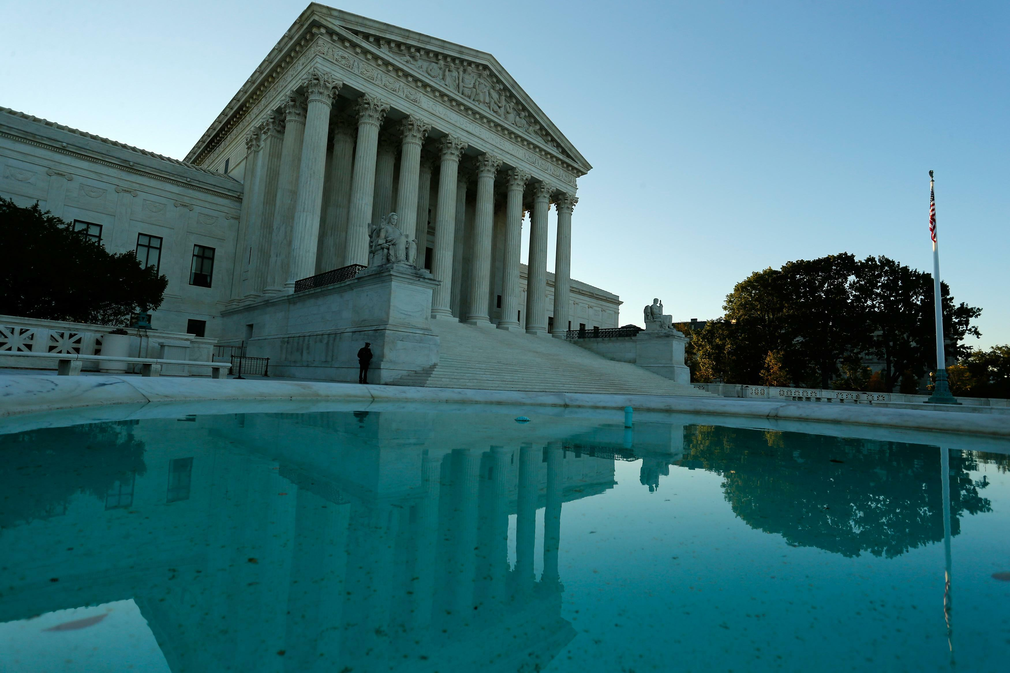 Bribery tangles with politics at the US Supreme Court