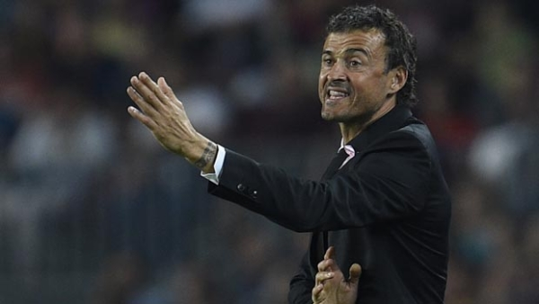 Barca must keep their heads and focus on football - Luis Enrique