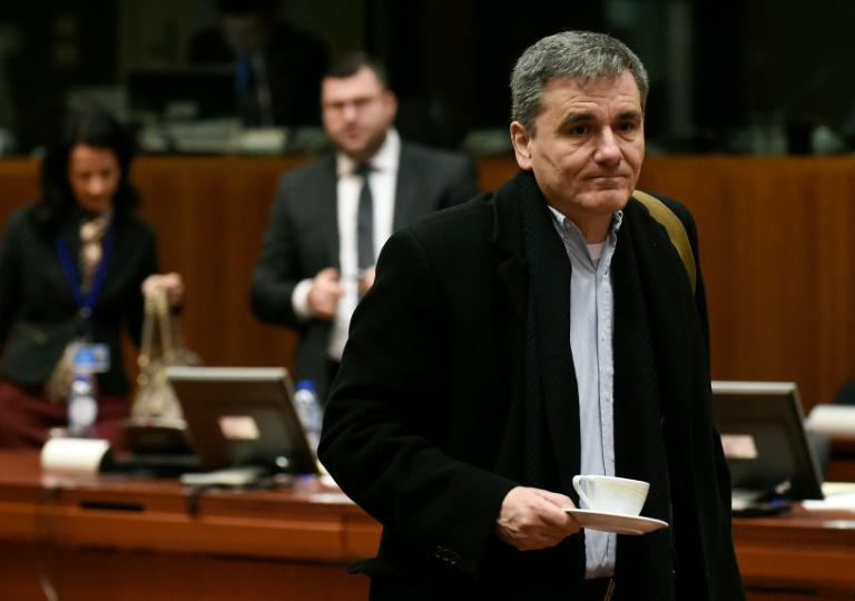 اثينا تدعو مجموعة اليورو الى الموافقة على خطواتها الاصلاحية