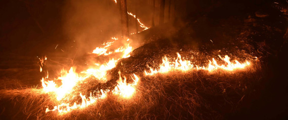 الوضع في فورت ماكموراي بغرب كندا يبقى خطرا بسبب الحرائق