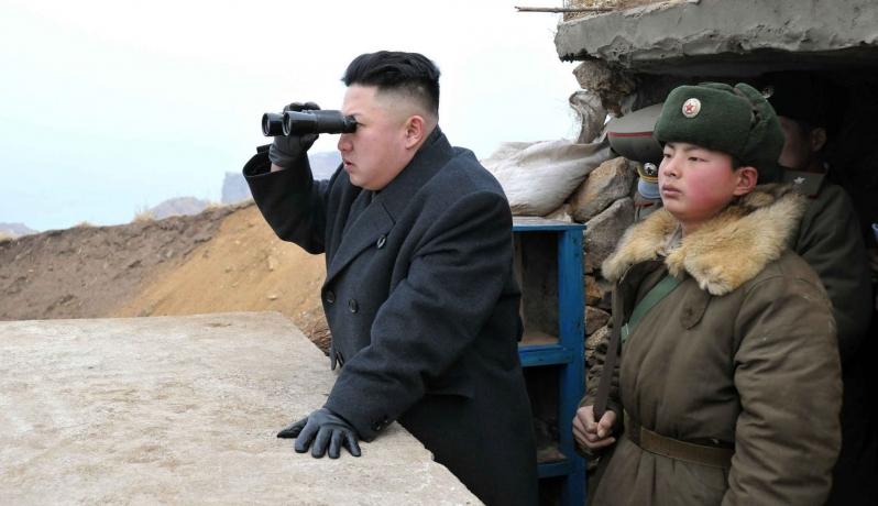 الزعيم الكوري الشمالي: لن نستخدم النووي.. إلّا!