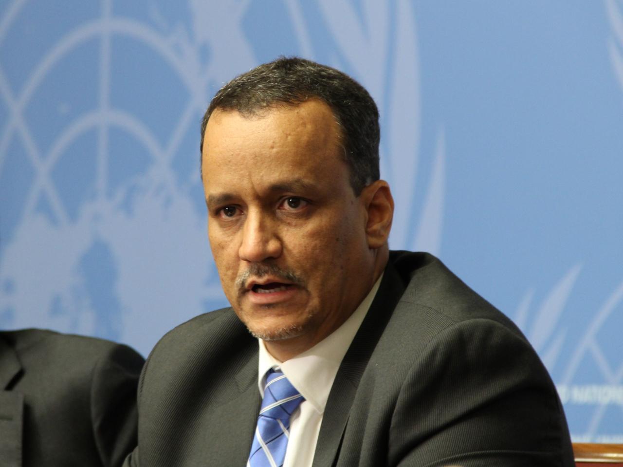 ولد الشيخ: على الأطراف اليمنية التحلي بالهدوء والاحتكام للعقل