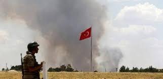 مقتل 55 عنصرا من تنظيم داعش في سوريا بقصف مدفعي تركي