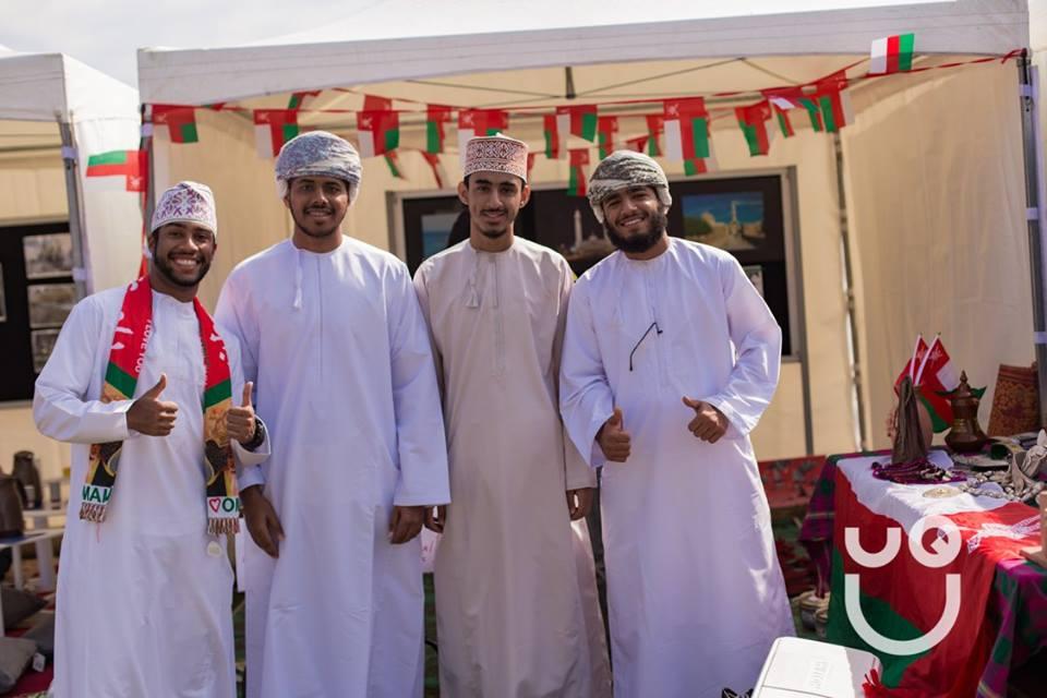 حضور عماني في المهرجان الثقافي السنوي لجامعة كوينزلاند الأسترالي