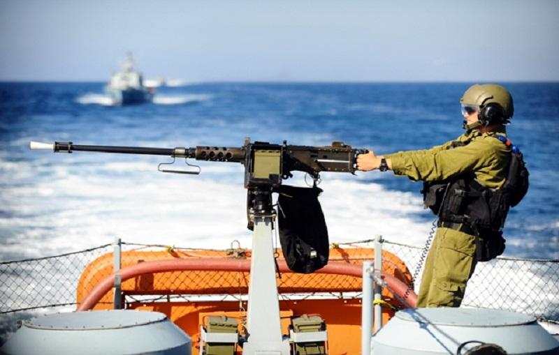 بحرية الاحتلال الإسرائيلي تطلق النار على الصيادين الفلسطينيين