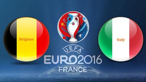 الأزوري يتحدى بلجيكا في قمة نارية باليورو