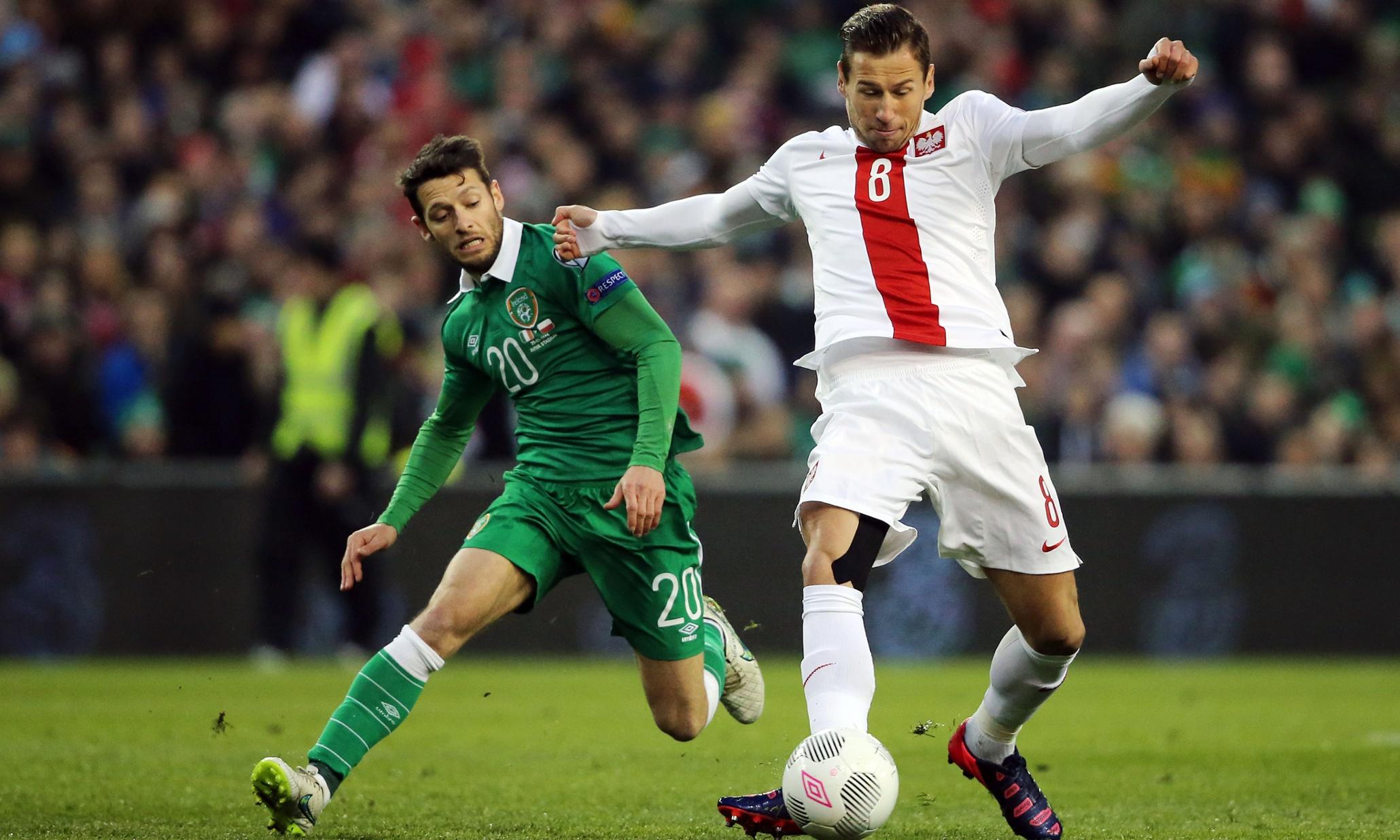 كأس اوروبا 2016: فوز بولندا على ايرلندا الشمالية 1-صفر