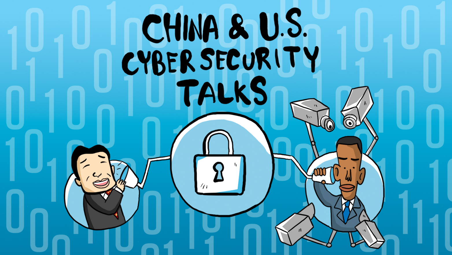 China and US cyber security talks