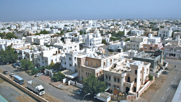Real estate trading value reaches OMR261 million in Oman