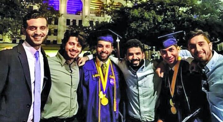 Omani records highest GPA in American university's history