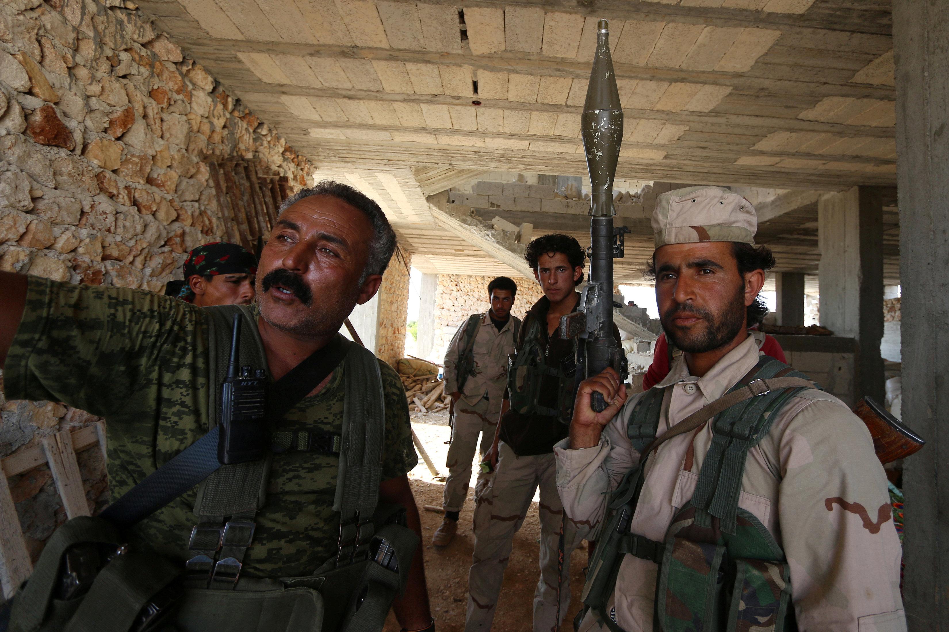 Dawn assault on Kurdish area of Syria's Aleppo kills seven: Monitor