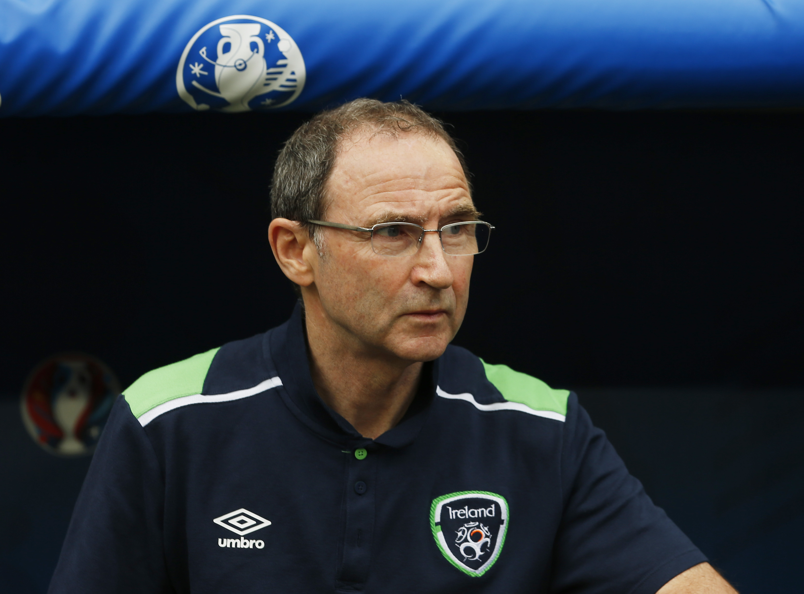 Euro 2016: We have to take our medicine, says Ireland's O'Neill