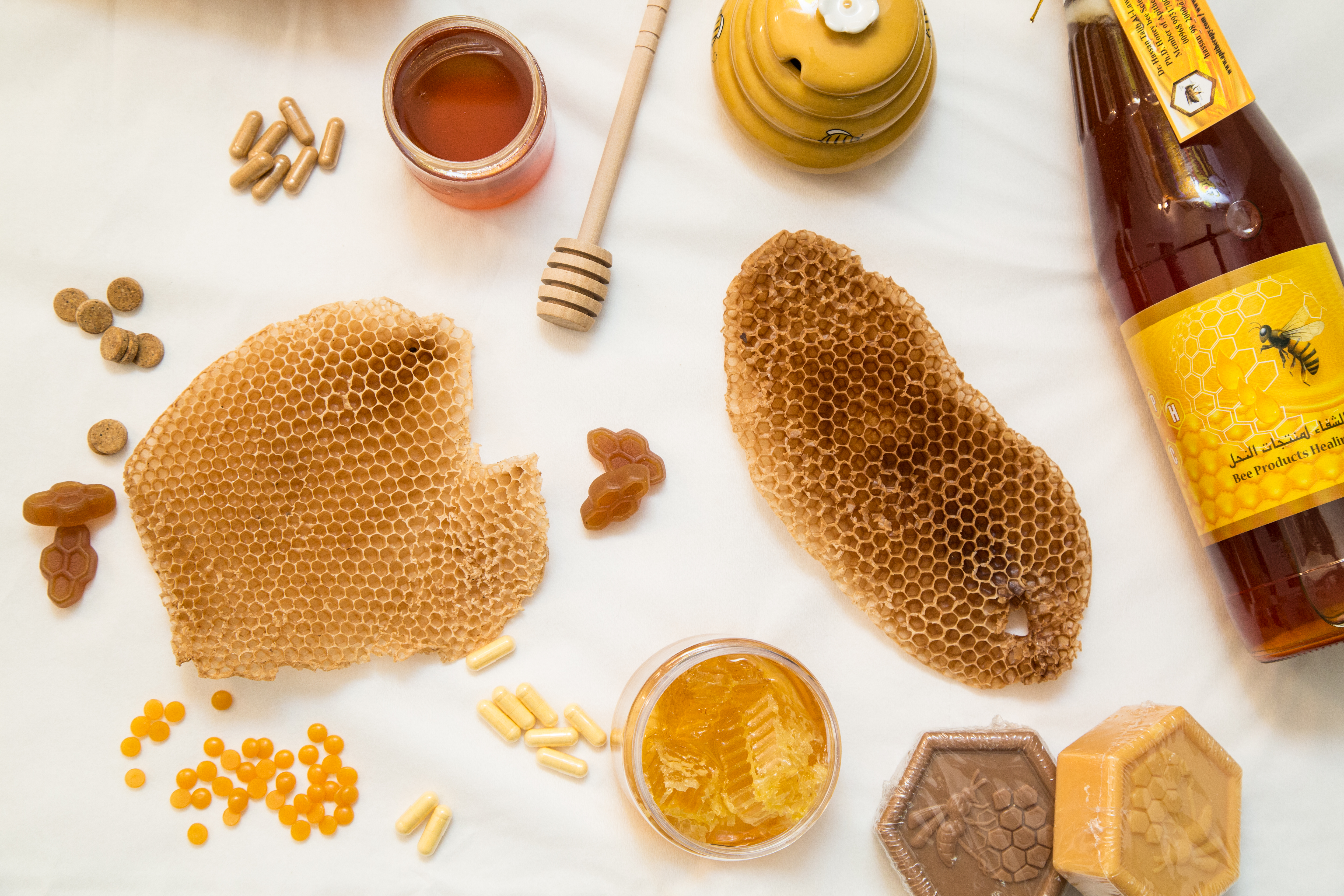 Bee and Honey Clinic in Muscat