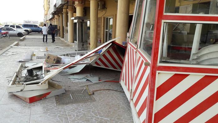 Gas explosion in kitchen damages restaurant in Oman