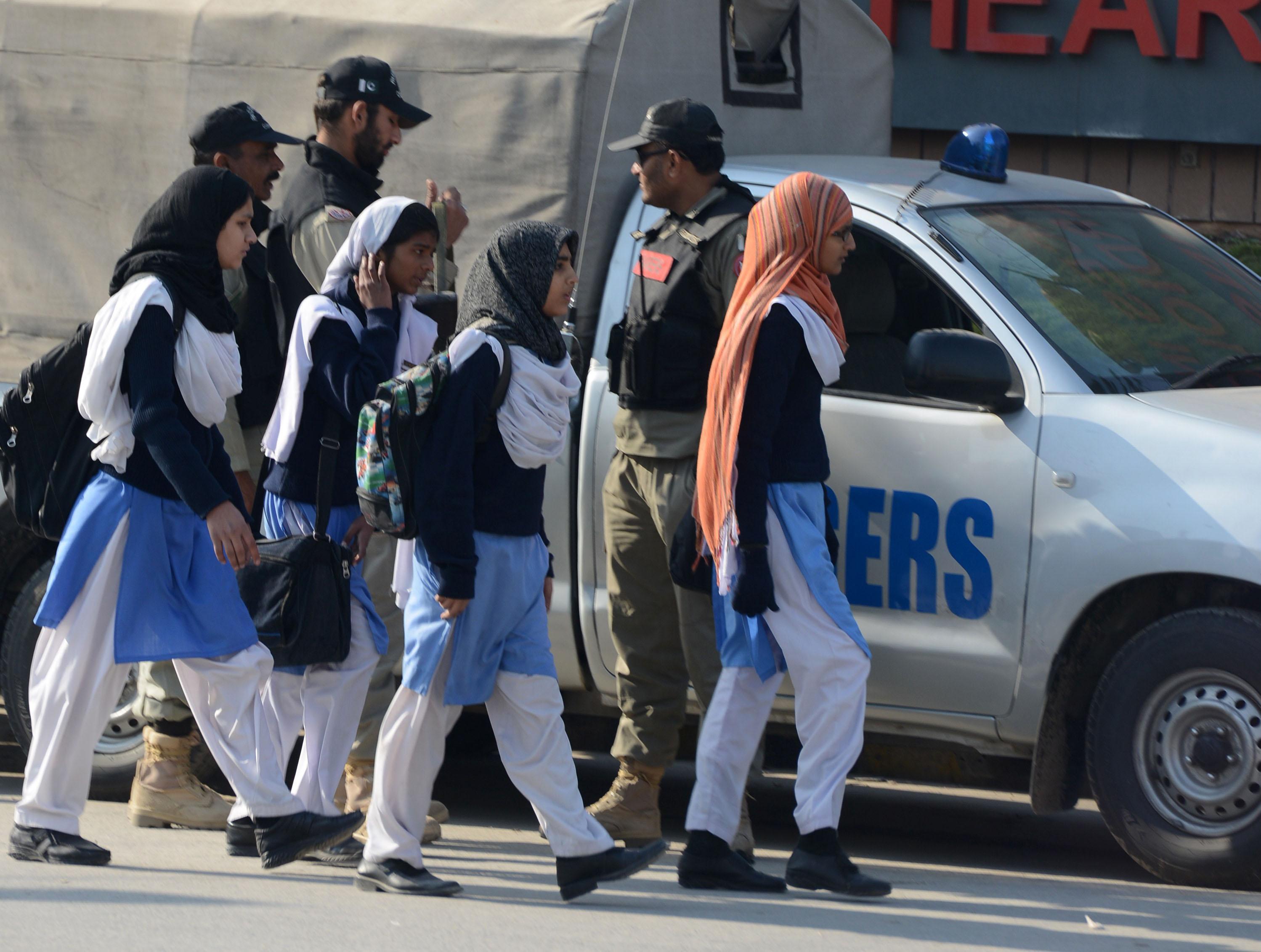 Teachers of Pakistan