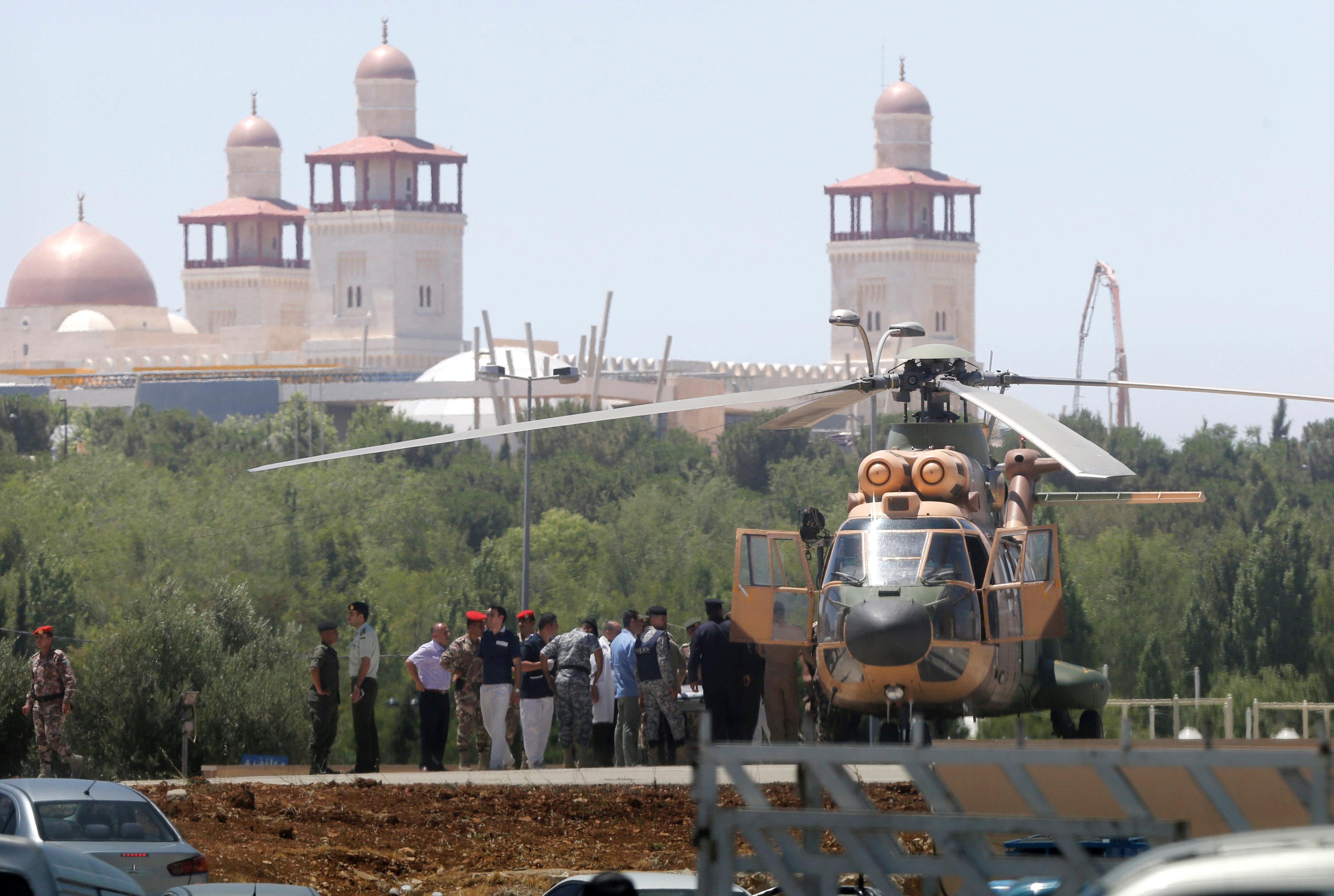 Oman condemns Jordan terror strike