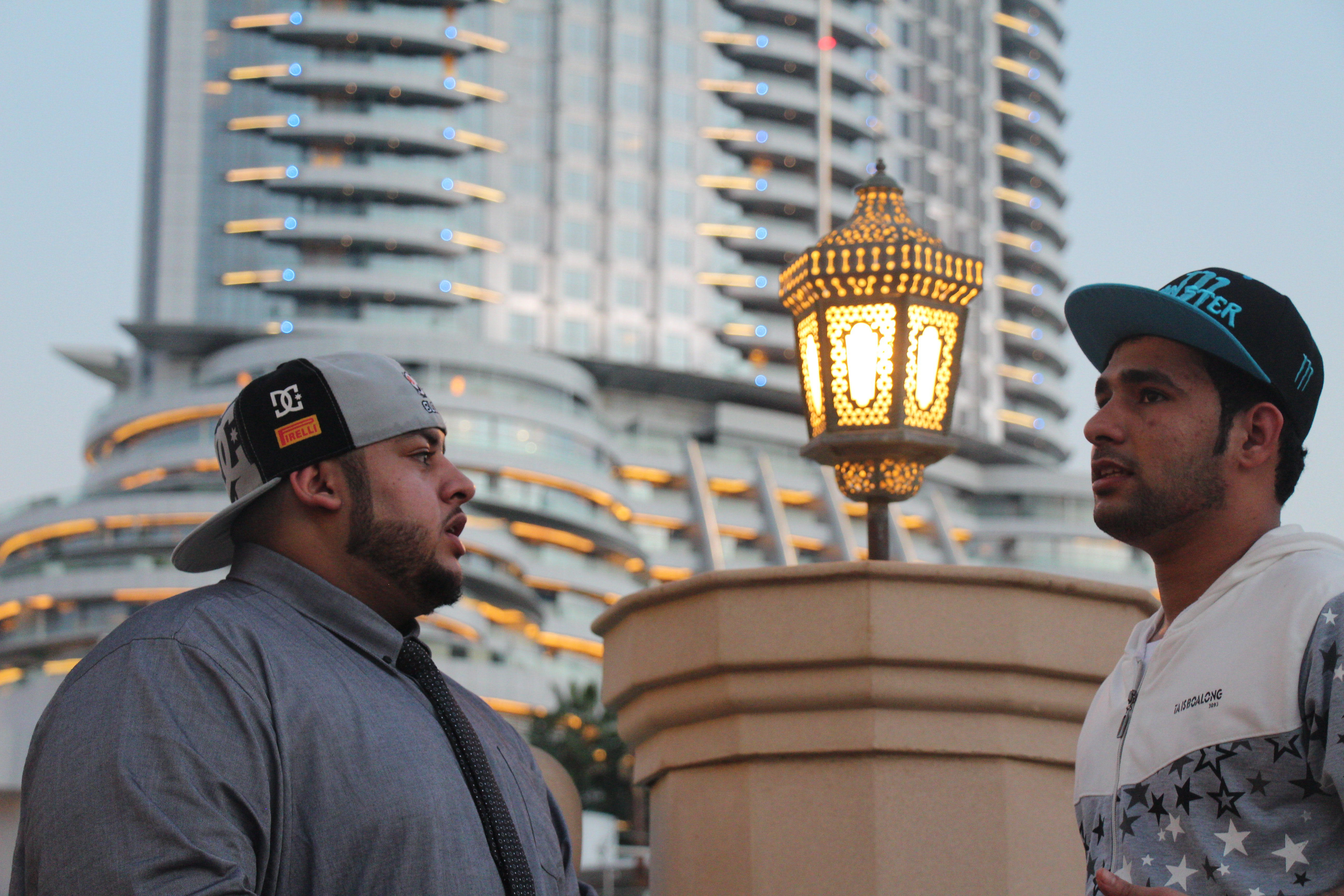 Young Omani rapper set to release new music video
