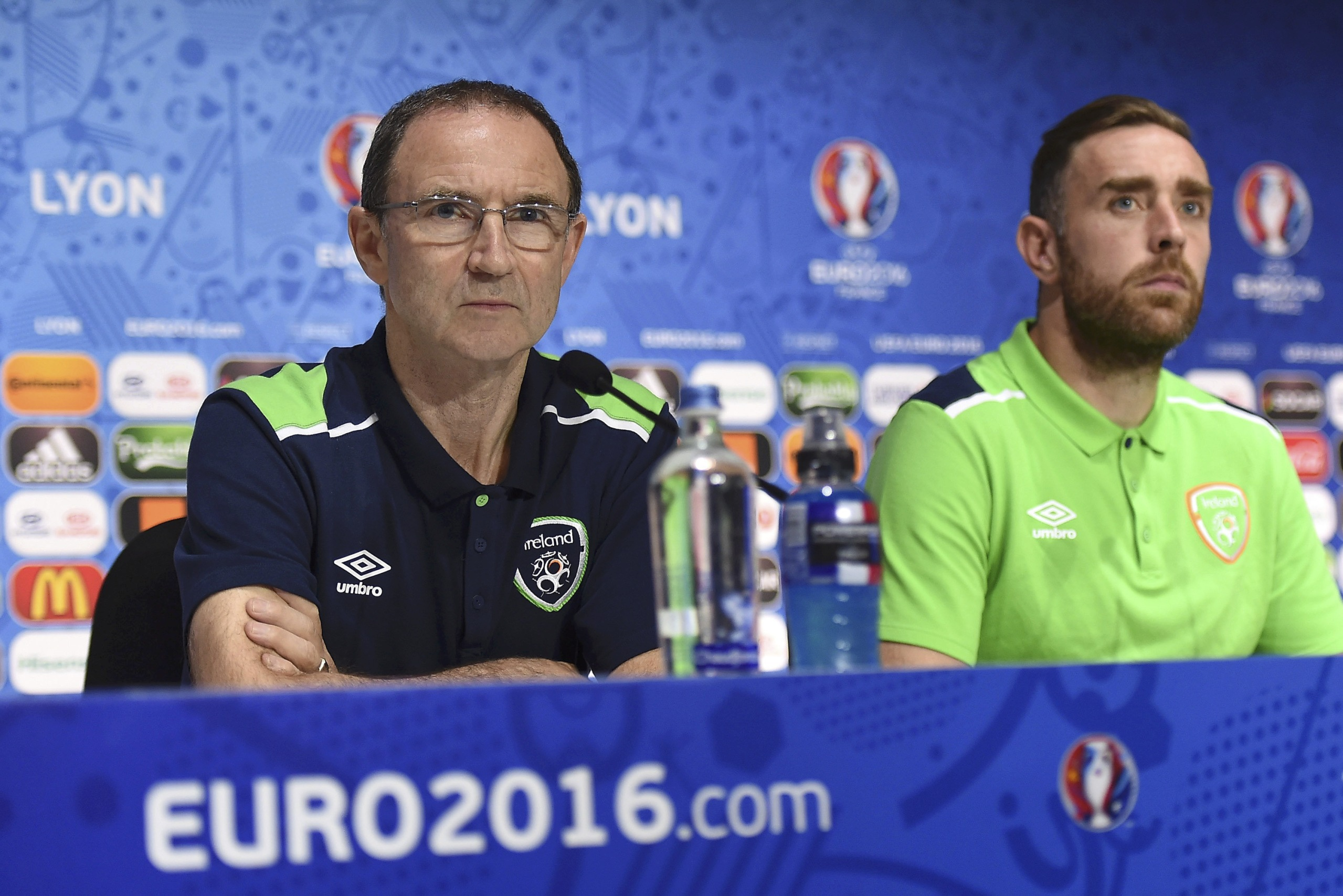 Euro 2016: We didn't deserve that kind of exit, says O'Neill