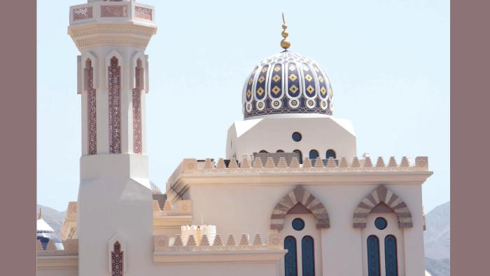 Place of worship in Oman: Masjid Salem Bin Said Al Rawahi